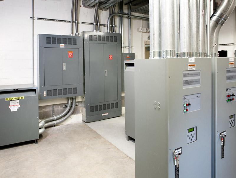 Commercial Facility-Wiring