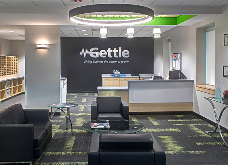 Gettle Reception Area