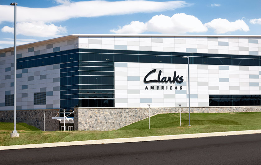 Clarks Distribution Center