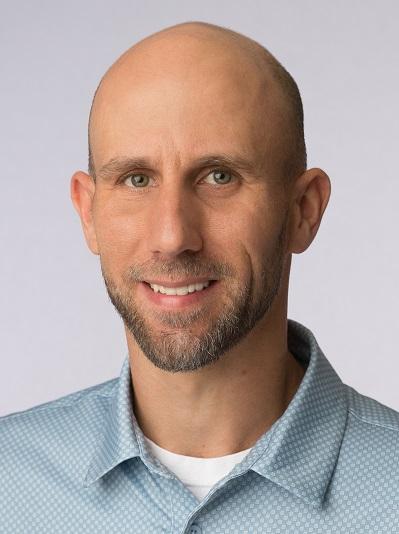 Robert Spltis headshot, CFO